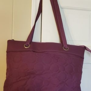 Thirty One NWOT Retired Vary You Purple Versatile